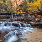Arch Angel Falls Poster by Joseph Rossbach