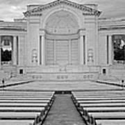 Arlington Amphitheater Poster