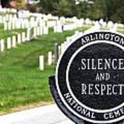 Arlington National Cemetery Part 1 Poster