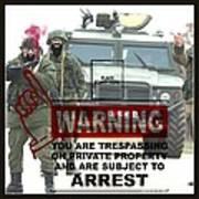 Arrest This Man Poster