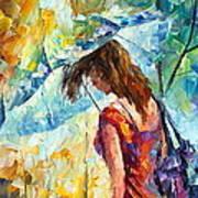 Aura Of Autumn 1 Poster