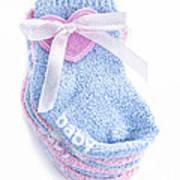 Baby Socks Poster