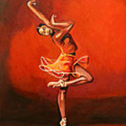Ballet Lady Poster