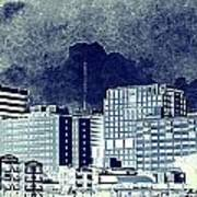 Bangkok Panorama Poster