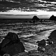 Beach 17 Poster