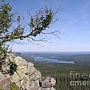 Beautiful Mountain Landscape  Poster