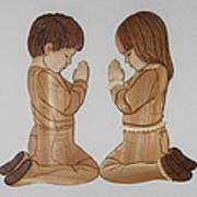 Bedtime Prayers Poster