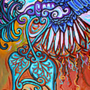 Bird Heart I Poster