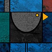 Blackbird Poster by Kenneth North
