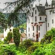 Blair Castle Poster
