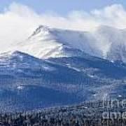 Blizzard Peak Poster