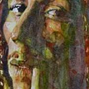 Bob Marley Poster by Paul Lovering