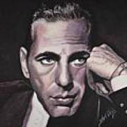 Bogie Poster by Shirl Theis