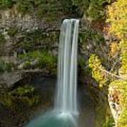 Brandywine Falls British Columbia Poster