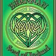 Brennan Soul Of Ireland Poster