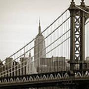 Bridge From The Bridge Poster