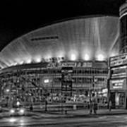 Bridgestone Arena - Nashville Poster