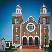 Brown Chapel In Selma Alabama Poster