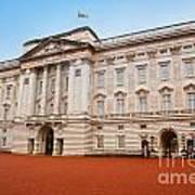 Buckingham Palace In London Uk Poster