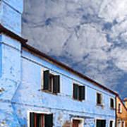 Burano 06 Poster by Giorgio Darrigo