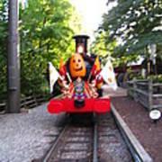 Busch Gardens - 121213 Poster