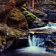 Bushkill Falls Poster