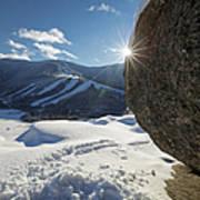 Cannon Mountain - White Mountains New Hampshire Poster