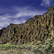 Canyon Walls 3 Poster