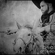 Cavalry Rides Again Poster