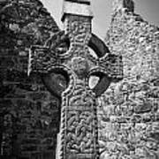 Celtic Cross I Poster