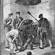 Chapultepec, 1847 Poster