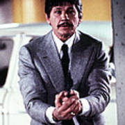Charles Bronson In Murphy's Law  Poster by Silver Screen