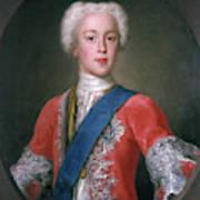 Charles Edward Stuart (1720-1788) Poster