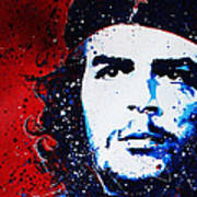 Che Poster by Chris Mackie