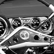 Chevrolet Impala Steering Wheel Poster