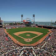 Chicago Cubs V San Francisco Giants Poster