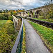 Chirk Aqueduct Poster