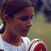 Chris Evert Poster by Retro Images Archive