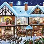 Christmas House Poster