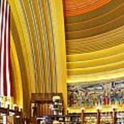 Cincinnati Museum Center At Union Terminal 0018 Poster