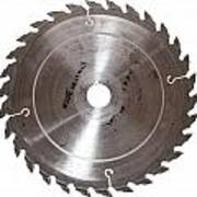 Circular Saw Blade Isolated On White Poster