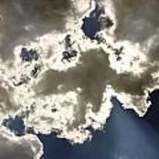 Cloud Photograph  Poster
