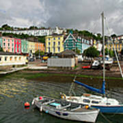 Cobh Town In Ireland Poster