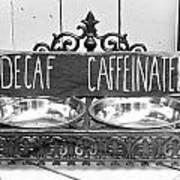 Coffee Bean Holder Poster