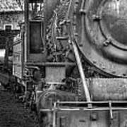 Comox Logging Engine No.11 Poster