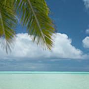 Cook Islands, Aitutaki (aka Araura Poster