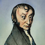 Count Amedeo Avogadro (1776-1856) Poster