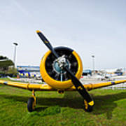 North American T-6 Texan Poster