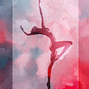 Dancing In The Clouds Poster