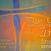 Daughters Of The King Poster